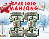 Рождество 2020 - Маджонг