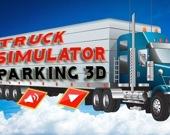 Симулятор парковки грузовика 3D