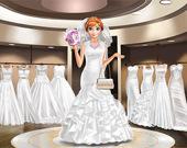 Свадебные покупки Энни