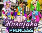 Принцессы Харадзюку