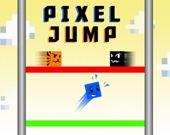 Пиксельный Прыжок