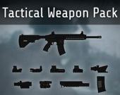Набор тактического оружия
