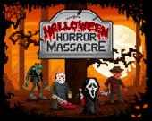 Ужасная резня на Хэллоуин