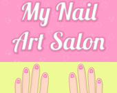 Мой салон ногтевого искусства
