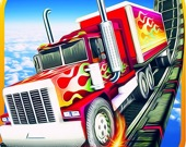 Невероятные трассы: Парковка грузовиков