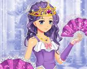 Аниме принцесса одевается