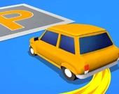 Мастер парковки - нарисуй маршрут