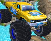 Гонка скоростных монстр-грузовиков