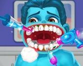 Супергерой у дантиста 1