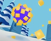Липкий шар: собери все кубики