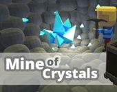 Когама: Кристальная шахта