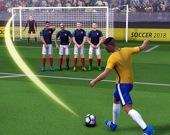 Футбол: свободный удар 2021