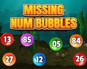 Пузыри 2: недостающие числа