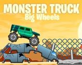 Большие колеса: монстр-трак