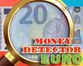 Детектор денег: евро
