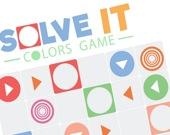 Игра-раскраска: Решите это!