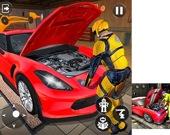 Автомеханик: Ремонт в гараже