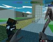 Пиксельная FPS SWAT команда