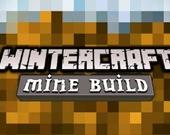 Винтеркрафт - строй из блоков