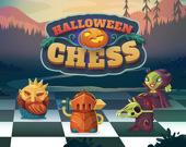 Шахматы на Хэллоуин