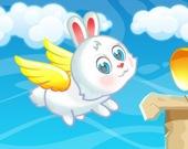 Пасхальный летающий кролик