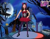 Кукла Хэллоуина: Модная вечеринка