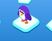 Фиолетовый пингвин