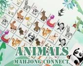 Маджонг с животными