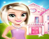 Укрась кукольный домик