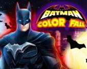 Бэтмен: цветной водопад