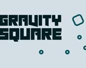 Бирюзовый квадрат в гравитации