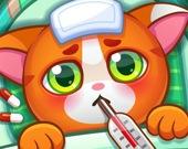 Симулятор врача для котиков