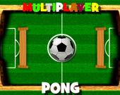 Многопользовательский понг