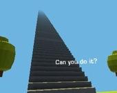 Когама: Самая длинная лестница
