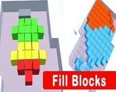 Заполни кубы: трендовая гиперказуальная игра