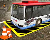 Парковка Автобуса в Вегасе