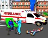 Симулятор городской скорой помощи