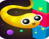 Цветная змейка 2