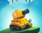 Оборона на танке 3