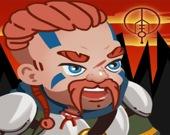 Приключения викинга-охотника