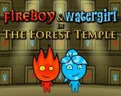 Огонь и Вода: Лесной храм