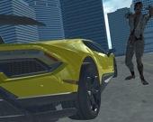 Суперавтомобили среди зомби 2