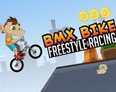 Фристайл и гонки на Bmx