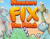 Динозавры: Соберите кусочки