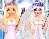 День в мире ангелов