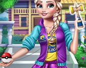Принцесса: дизайн кендама