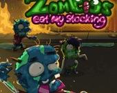 Зомби едят мой чулок