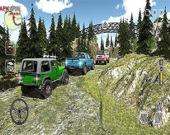 На Jeep по горам 2020