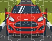 Пазл Машины Ford