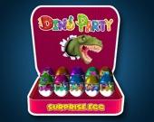Яйцо-сюрприз: Динозавр